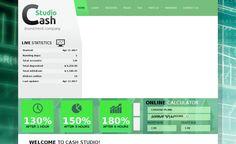 Подробнее о проекте читайте перейдя по ссылке ниже Cash-Studio #hyip #хайп #hyipzanoza #новыйхайп #инвестиции