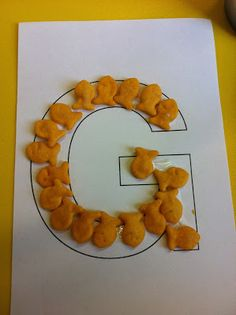 Letter G crafts for kids with momstown | momstown Newmarket Aurora
