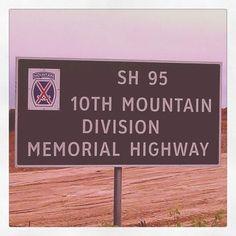 b1a39c1c0798e 10th Mountain Division. Climb to Glory! Military Mom