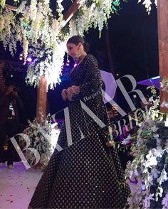 #Sabyasachi Repost from @bazaarbridein @TopRankRepost #TopRankRepost Actress @anushkasharma #AnushkaSharma spotted In #Sabyasachi #Lehenga @sabyasachiofficial at #YHPL #BazaarBrideAtYuvrajHazel #BazaarBrideIn  @nupurmehta18 Styled by @alliaalrufai #TheWorldOfSabyasachi