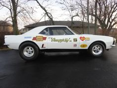 1968 Chevy Pro Street Cars | 1968 Pro Street Chevy Camaro Bill Jenkins Grumpy's Toy Super Stock ...
