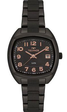 705b38090d4 Na Relógios de Fábrica você encontra o Relógio Technos Feminino 2115MRK 4P  com o melhor