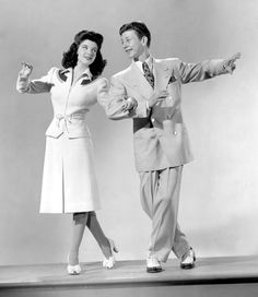 Donald O'Connor and Peggy Ryan were  in a series of movie musical at Universal Pictures.