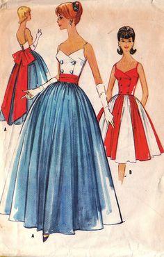 1960s Vintage McCall's Pattern No 5771 Misses by Elliesstudio, $35.00