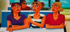 Ocean View by Graham Knuttel Limited Edition Prints, Fine Art Prints, Sculptures, Ocean, Throwback Thursday, Canvas, Gallery, Graham, Artwork
