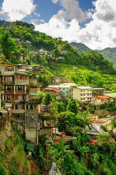 Native Village Inn, the premiere resort in the Cordillera Mountains of the Philippines