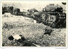 German Landings at Dieppe Dieppe Raid, D Day, Churchill, World War Two, Destruction, Troops, Ww2, Warriors, Britain