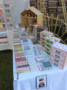 queenvanna creations craft show display by queenvanna creations, via Flickr