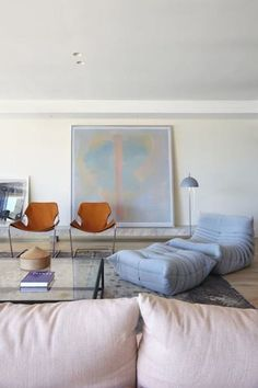 The Wonderfully Weird and Wildly Versatile Togo Sofa | Apartment Therapy