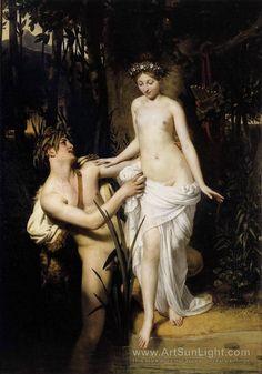 Jacques-Louis David (French 1748–1825) Untitled  te parto como una caña...