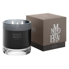 Molton Brown Firefly Embers Candle