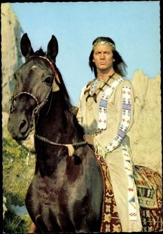Winnetou - Pierre Louis Baron de Bris