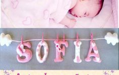 carteles de bienvenida Baby Love, Ideas Para, Arts And Crafts, Baby Shower, Sewing, Ebay, Welcome Signs, Craft Kids, Creative Things