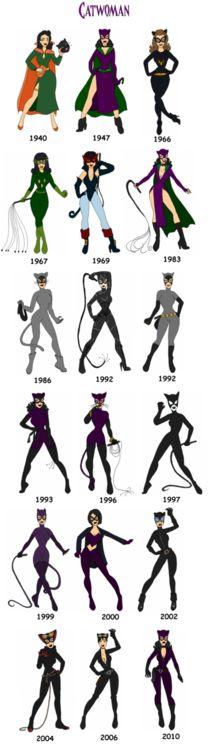 Har #Catwomen någonsin anpassats till sin samtid? Annars kanske dags för #Batman att visa lika mycket?