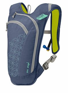 Compact, low-profile winter hydration pack designed for women.
