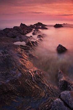 Coast by Daniel Řeřicha on 500px The coast at Primosten (Croatia).