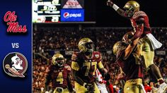 Mississippi at Florida St.   2016-09-05   College Football   Yahoo! Sports