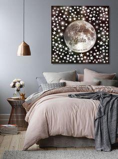 Bedroom design for small rooms - 30 furnishing examples - Living - Schlafzimmer Bedroom Wall Designs, Bedroom Wall Colors, Gray Bedroom, Home Decor Bedroom, Modern Bedroom, Bedroom Furniture, Bedroom Ideas, Copper Bedroom, Minimalist Bedroom