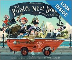 The Pirates Next Door: Jonny Duddle: 9780763658427: Amazon.com: Books