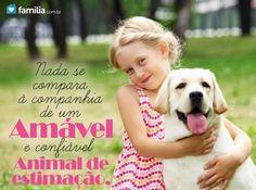 Compartilhe o amor: Escolhendo um animal de estimação para a família.