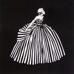 Vanessa Mooncie 'The Striped Dress'