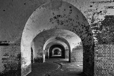 Fort Pulaski in Tybee Island, GA