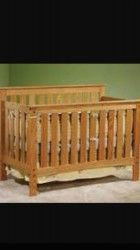 #SanFrancisco CA Merchandise / #Oak shaker #crib - Geebo - crib and mattress