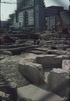Vredenburg or Vredeborch was a 16th-century castle built by Habsburg emperor Charles V in the city of Utrecht in the Netherlands. The foundations of Vredenburg castle were uncovered during archeological excavations in 1976 and 1978.