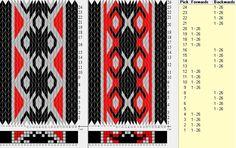 26 tarjetas, 3 colores, 4F-4B // sed_1092 diseñado en GTT༺֍