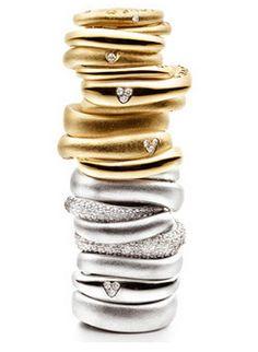 Ole Lyngaards Love Rings <3