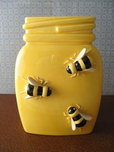 Bumble Bee Napkin Holder - Etsy