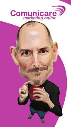 Las mejores frases de Steve Jobs que nos harán reflexionar...... http://comunicarevigo.wordpress.com/steve-jobs/
