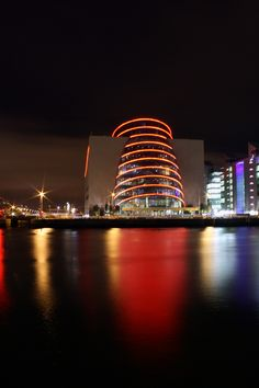 Dublin Convention Centre, Ireland
