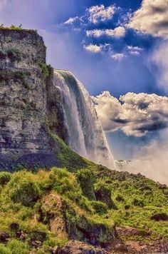 Niagara Falls State Park, natural wonder,