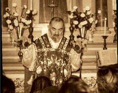 Santa Messa - Padre Pio