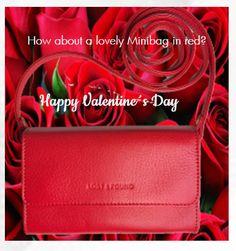 Rote Minibag für Valentinstag Shopper, Happy Valentines Day, Mini Bag, Kate Spade, Bags, Accessories, Pocket Wallet, Valentines Day, Red