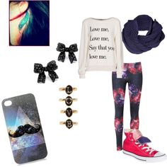 """""""&"""" by terah-jack on Polyvore"""
