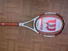 Racquets 20871: New 2014 Wilson Pro Staff Tour 90 Roger Federer 4 5 8 Tennis Racquet -> BUY IT NOW ONLY: $149.99 on eBay!