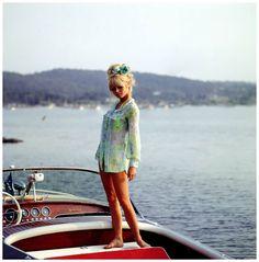 Brigitte Bardot circa 1962 in Saint-Tropez, France. PH Getty Images #Pleasurephoto