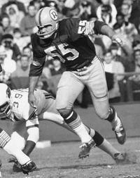 Chris Hanburger # 55 Washington Redskins LB College:North Carolina
