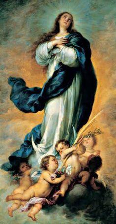 De la harina sois la Flor para el Pan Sacramentado, que nunca tuvo salvado la masa del Salvador: