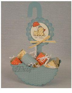 HSSABAC129 Party Favors by Diane Vander Galien - Cards and Paper Crafts at Splitcoaststampers