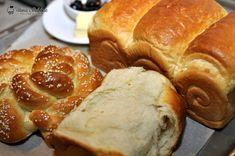 Hokkaido – paine japoneza cu lapte - Alina's Cuisine Creme Caramel, Unt, Bread, Dinner, Food, Kitchens, Hokkaido, Dining, Creme Brulee