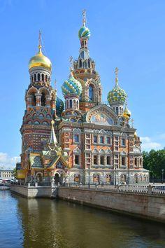 St. Petersburg, Russia - Church of Our Savior of Spilled Blood