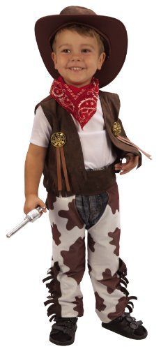 3 Years Toddlers Cowboy Costume u003eu003eu003e For more information ...  sc 1 st  Pinterest & Cowboy Costumes For Kids | Cowboy Costumes | Pinterest | Cowboys ...