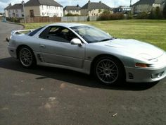 1992 Mitsubushi 3000 GT My car - very nice car