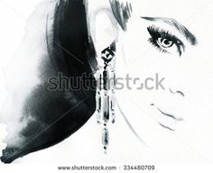 stock-photo-woman-face-jewelry-and-beauty-fashion-illustration-334480709.jpg (450×367)