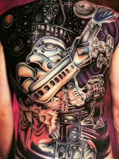 star> 40+ Awesome-looking tattoo for Nerds and Geeks.