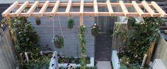 DIY: Houten pergola - Eigen Huis en Tuin