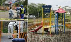 Parents terrified park in Tokyo found to have high levels of radiation